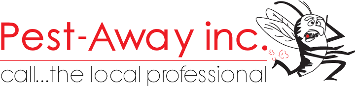 Pest Away Inc. call the local professional