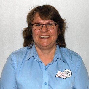 Staff photo of Cassie